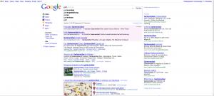 Google Instant Gartenmöbel 1