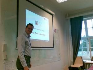 Online Marketing Camp-Vortrag - Björn Instinsky
