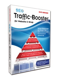 Data Becker SEO Traffic-Booster
