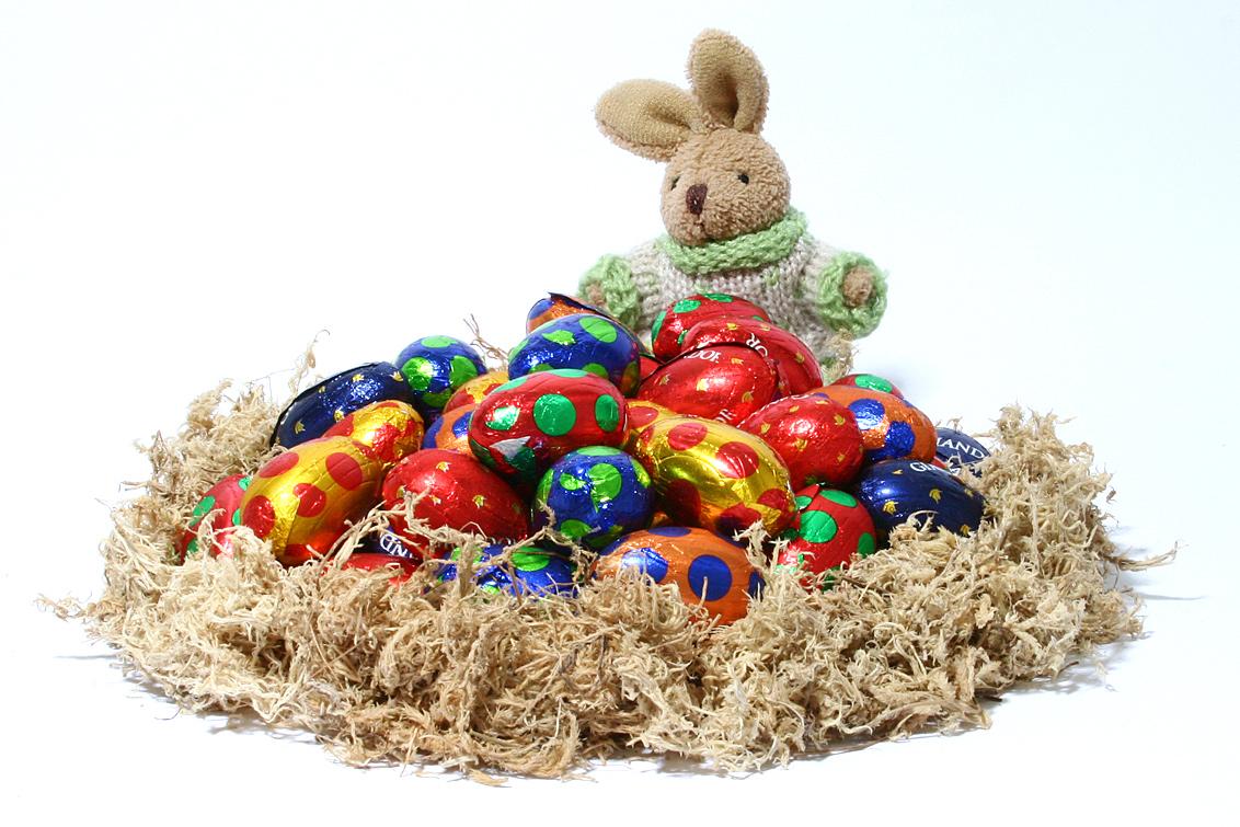Die SEO-Trainees wünschen frohe Ostern!