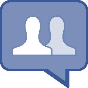 Kommunikation auf Facebook