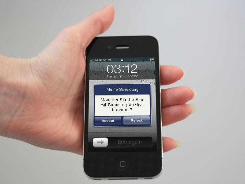 Eine nützliche Anwendung in 20 Jahren: Die Scheidungs-App