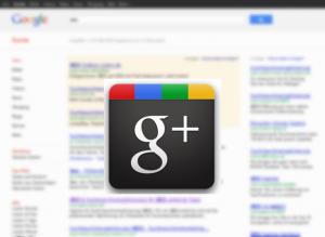 Google+ beeinflusst die SERPs