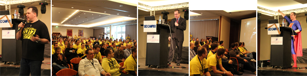 Opening & Keynote Campixx-2012