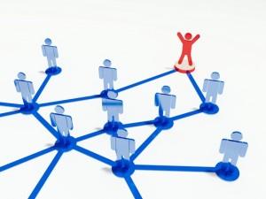 soziale Netzwerken