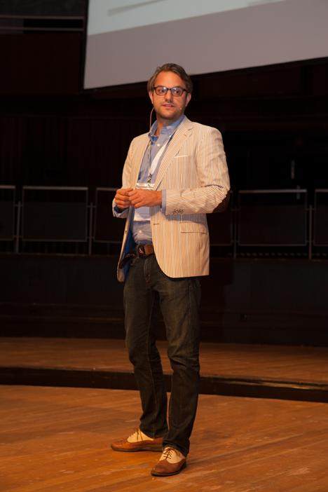 Ulf Weihbold auf der SEMSEO 2012