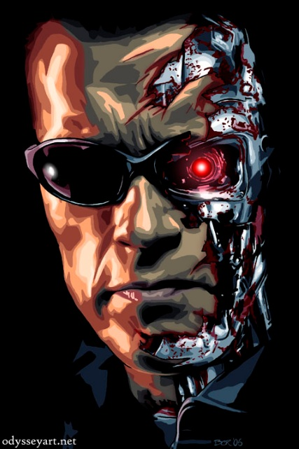 Terminator odysseyart