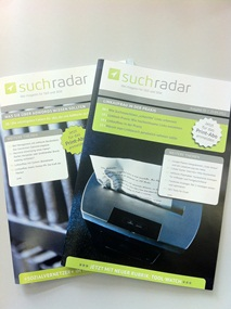 Suchradar Printversion