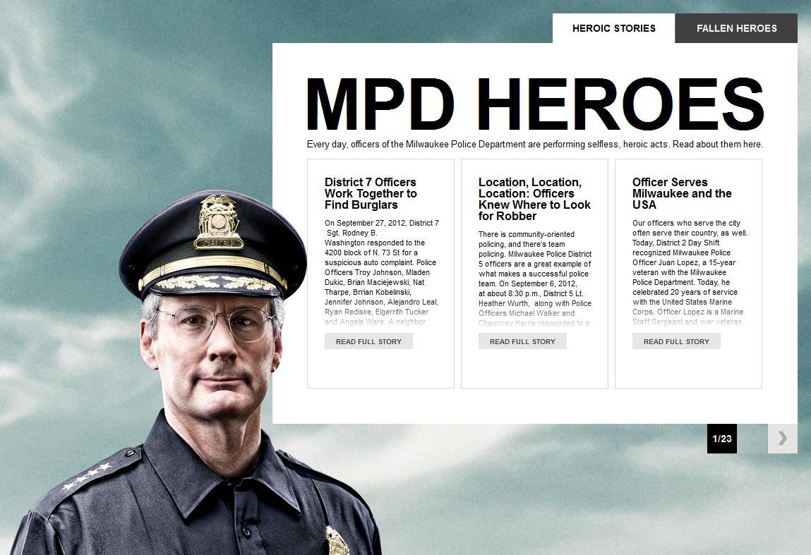 MPD Heroes