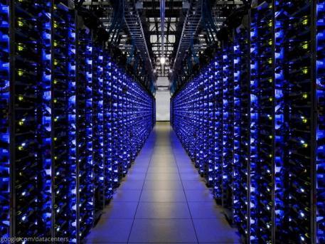 Googles Rechenzentren
