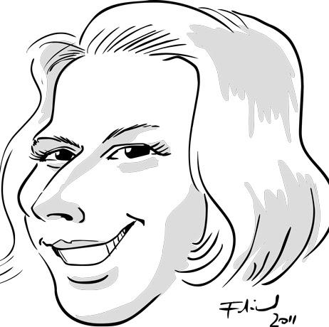 Alexandra Lindner Comic