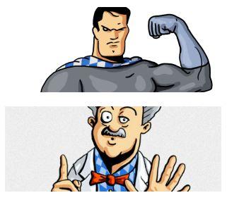 captainonpageundprofessormario