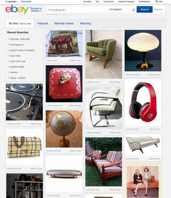 eBay: neue Funktionen