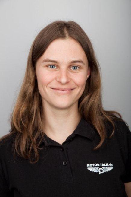 Stefanie Benthin Portrait