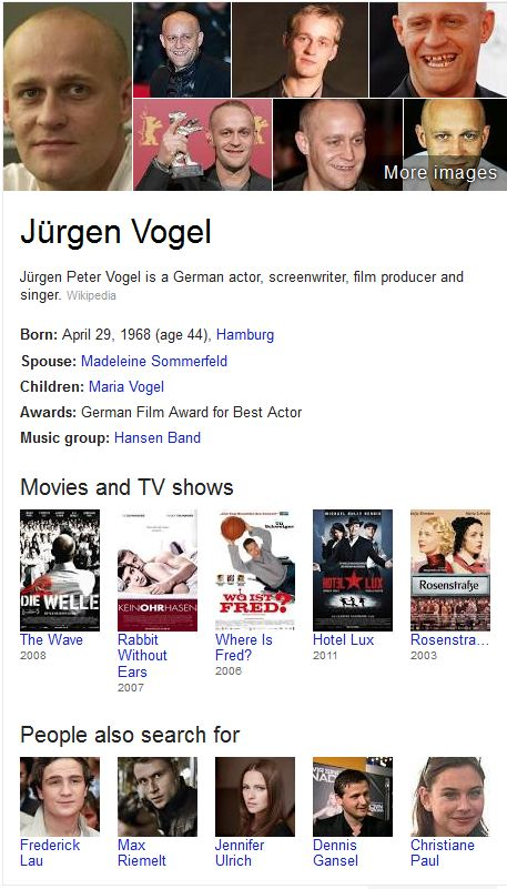 jürgen vogel knowledge graph US