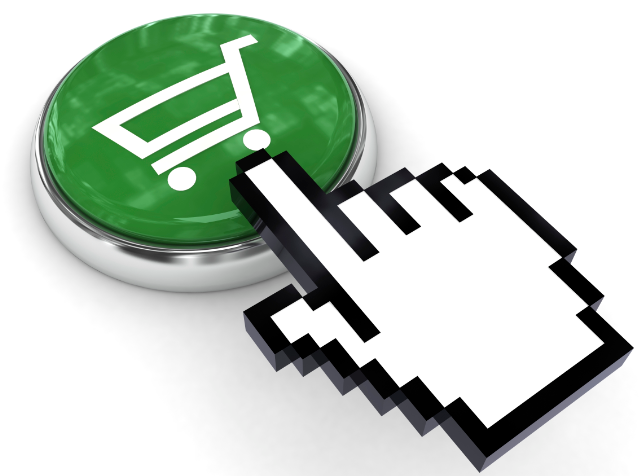 Shopping-Button