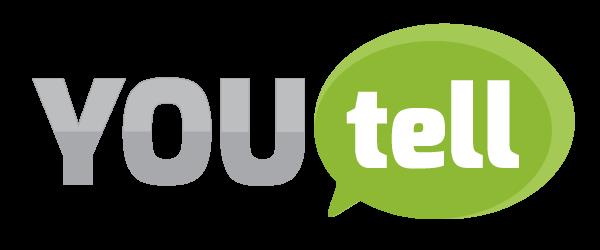 Logo von You tell