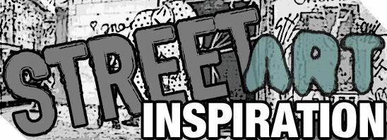 Begleitthema 2013: Streetart. Schriftzug Streetart Inspiration im Graffitistil