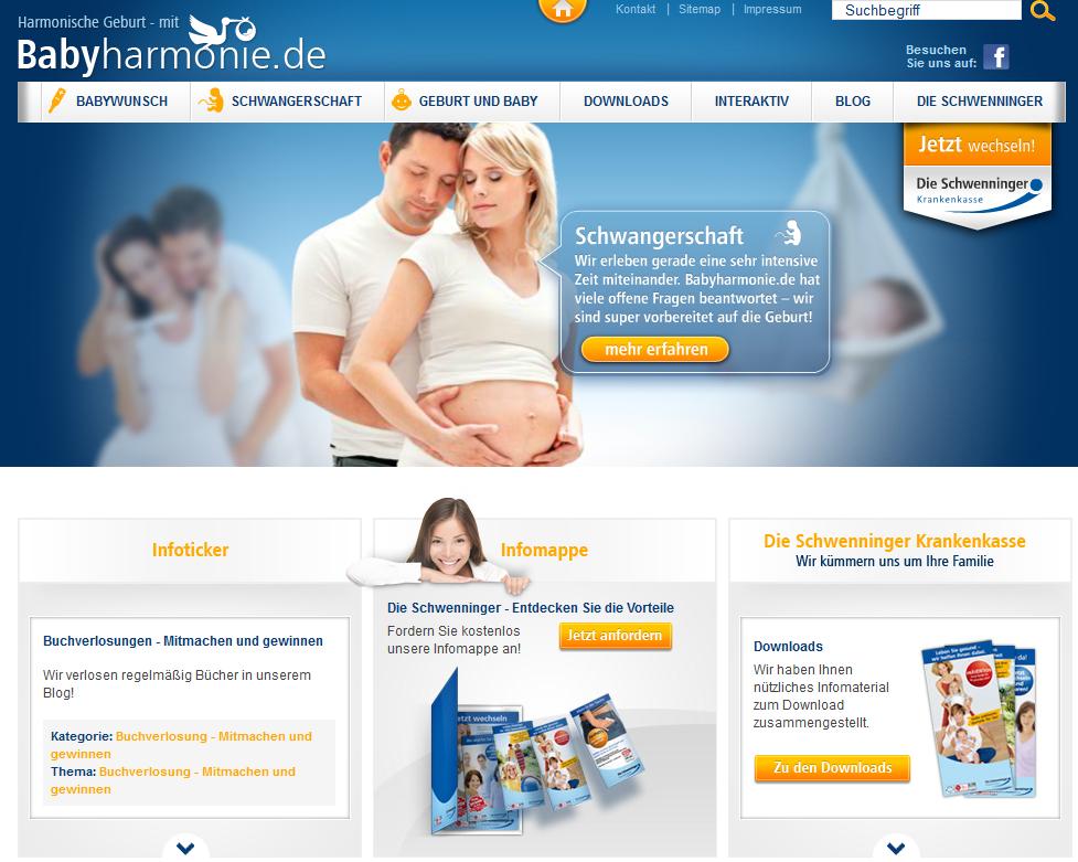 babyharmonie.de