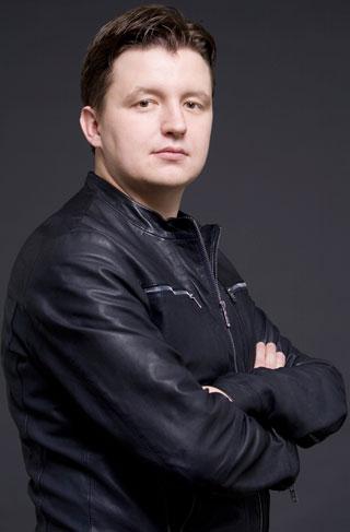 Dominik Wojcik Portrait