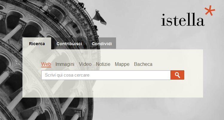 Italienische Suchmaschine Istella