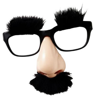 Brille für Baidu