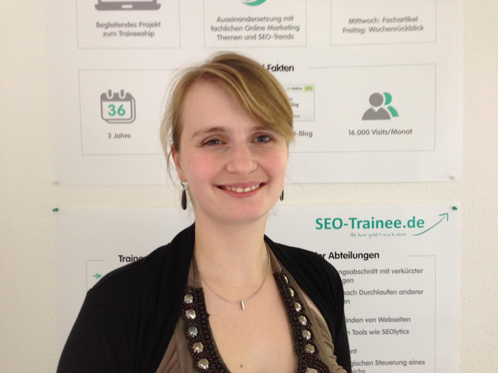 Portrait Nicole Schmalfuß