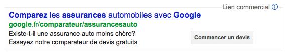 google-comparateur-assurances