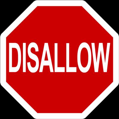 robots-txt disallow