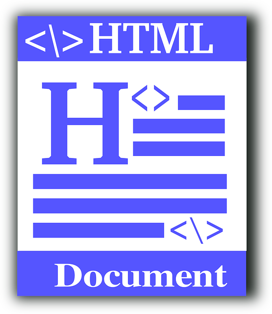 HTML Dokument Webseite