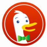 Logo von DuckDuckGo