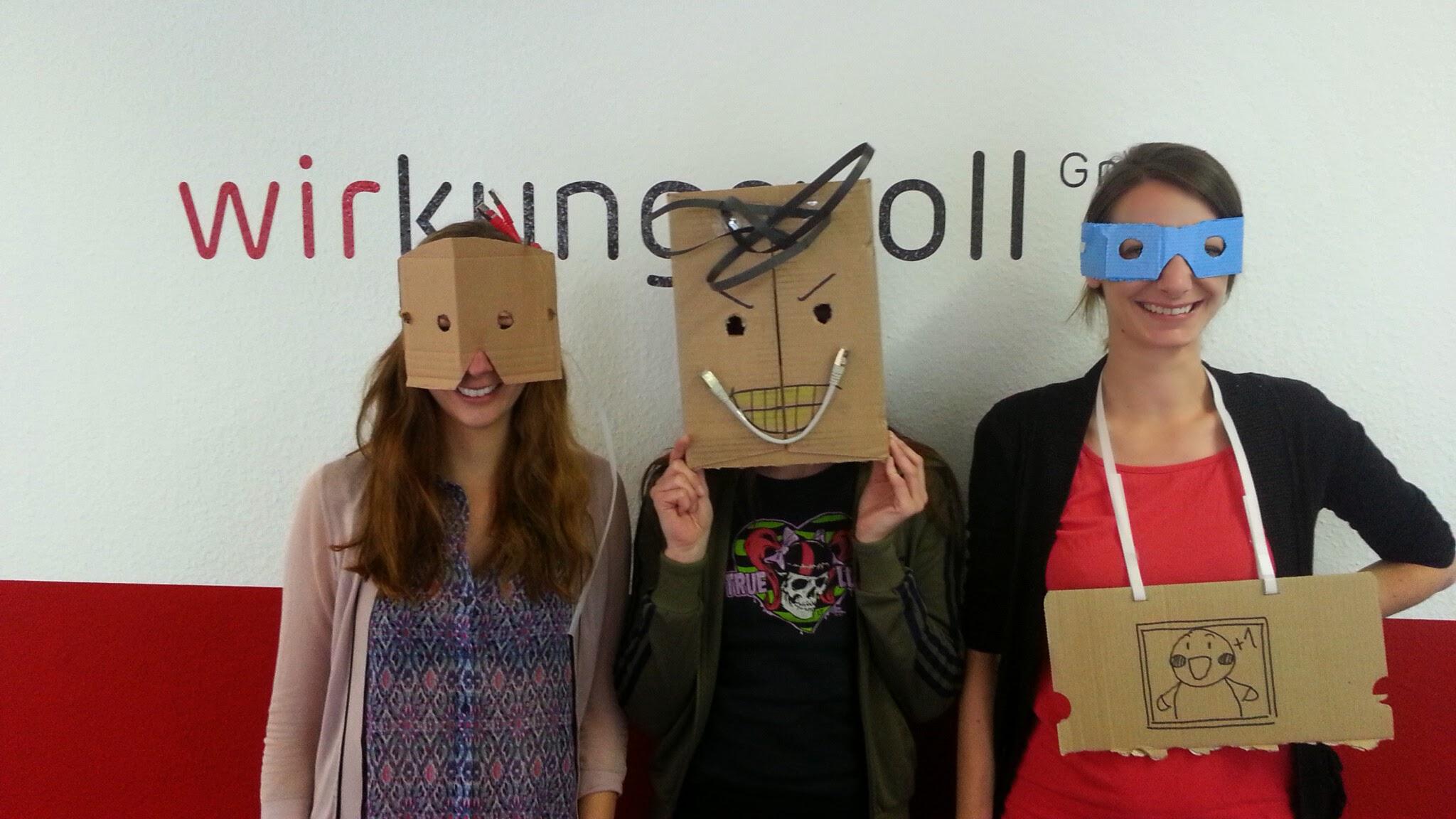 Exklusive Tester von Google Cardboard