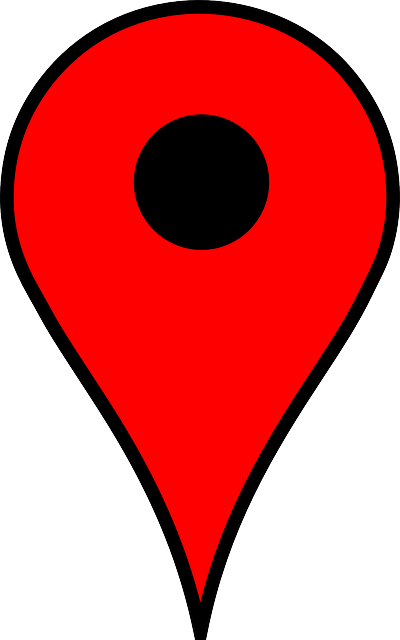 Google Local Maps Symbol