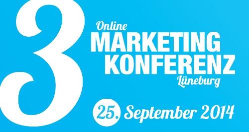 Logo Online Marketing Konferenz Lüneburg
