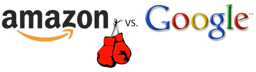 Amazon vs. Google