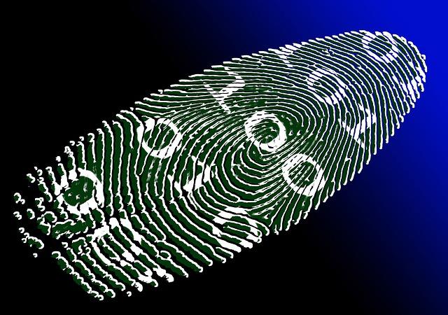 IP-Adressen dienen zur eindeutigen Identifizierung - wie ein Fingerabdruck