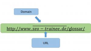 Domain Infografik