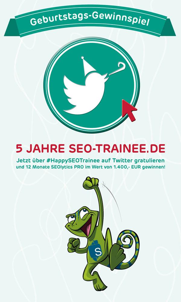 5Jahre-SEOTrainee-Gewinnspiel