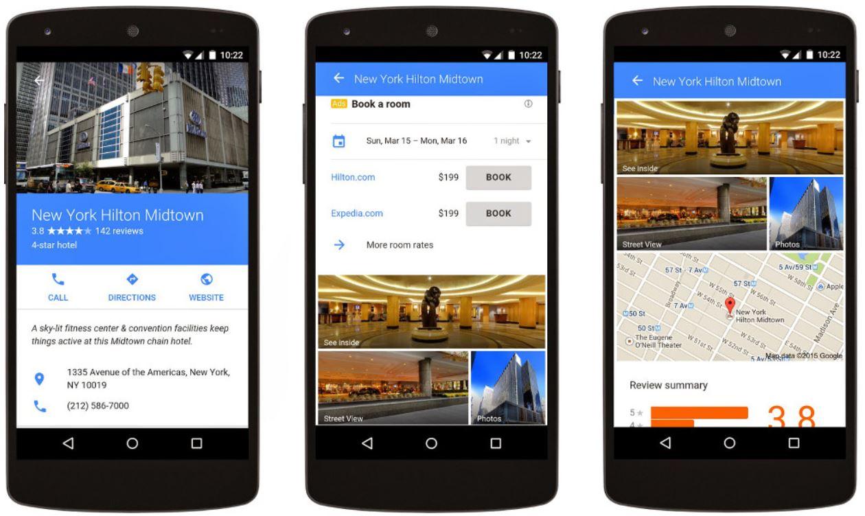 Googles neue Adwords-Formate