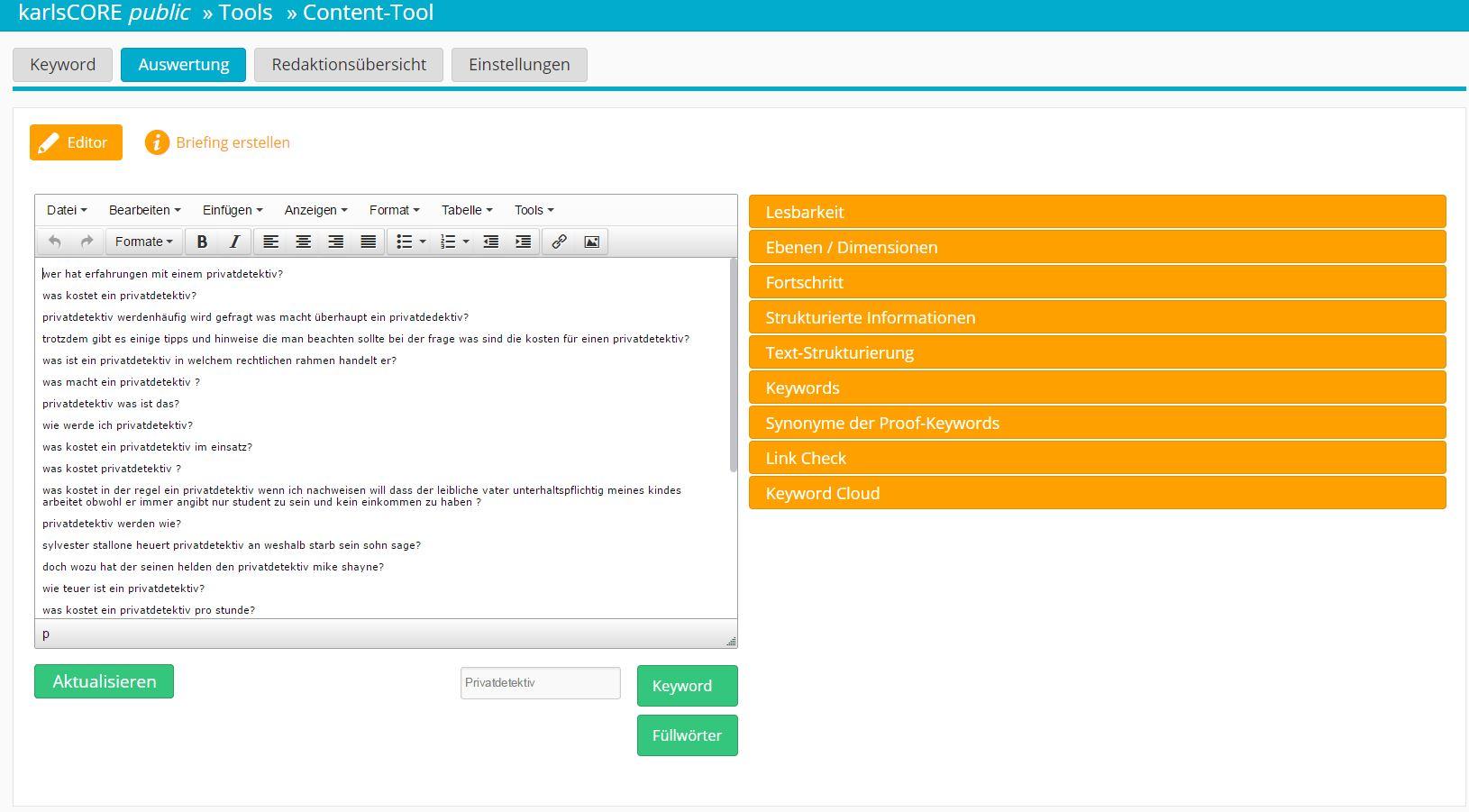 Screenshot_ Content Tool_ Karl Kratz