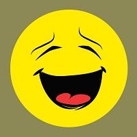 lachender-smiley