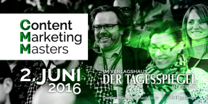 Content Marketing Masters Save the Date