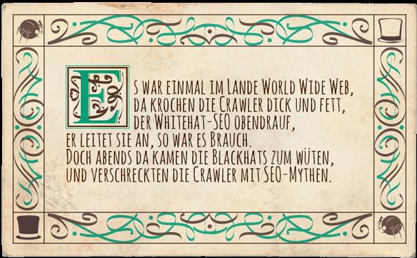 SEO Gewinnspiel gedicht