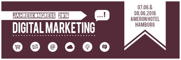 Jahreskongress digital marketing