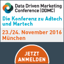 Data Driven Marketing Conference