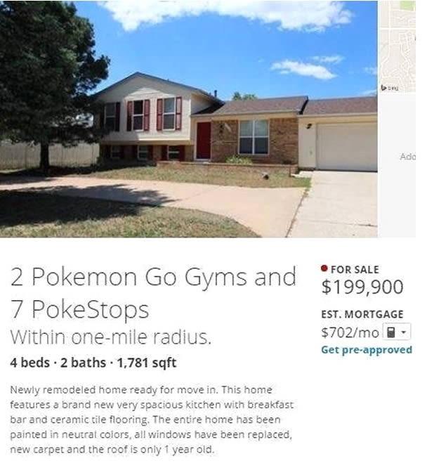Pokemon Haus