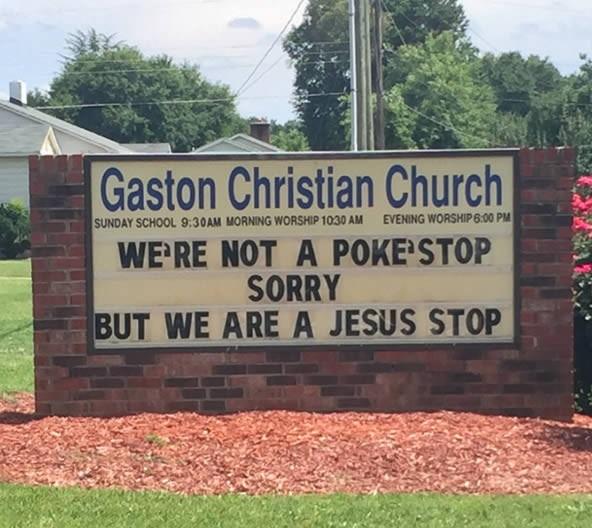 Pokemon Kirche