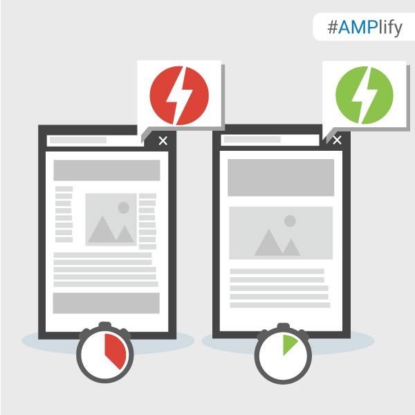 AMP probleme