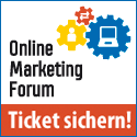 Online Marketing Forum - Konferenz für Trends im Online Marketing