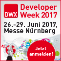 DWX - Developer Week 2017